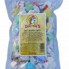 Buc-ee's Assorted Gourmet Salt Water Taffy in a Resealable Bag, 12 Ounces