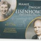 Mamie Dwight D. Eisenhower #FC-32