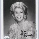 Debbie Reynolds JSA autograph