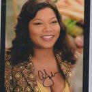 Queen Latifah autograph