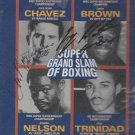 King Kronicle PSA 4 autographs Don King)