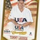 TOMMY LASORDA  #28