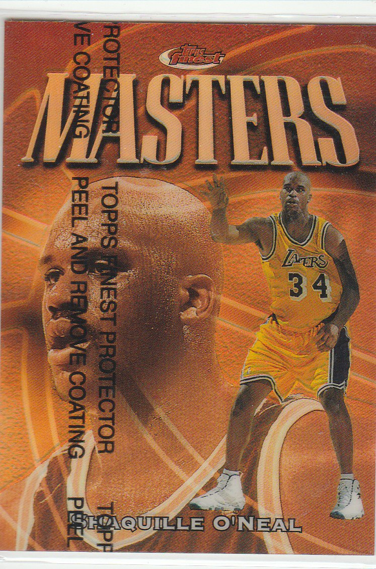 Shaquille O'Neal #217