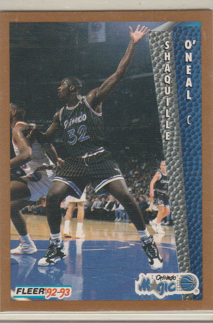 Shaquille O'Neal #401