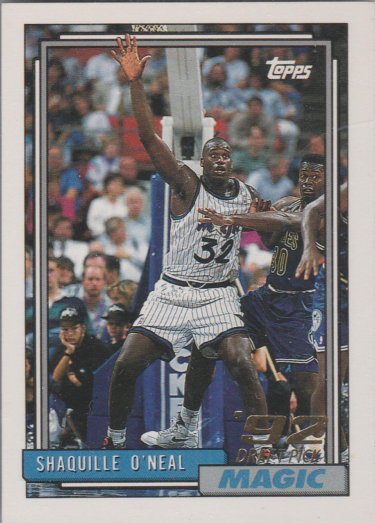Shaquille O'Neal RC #362