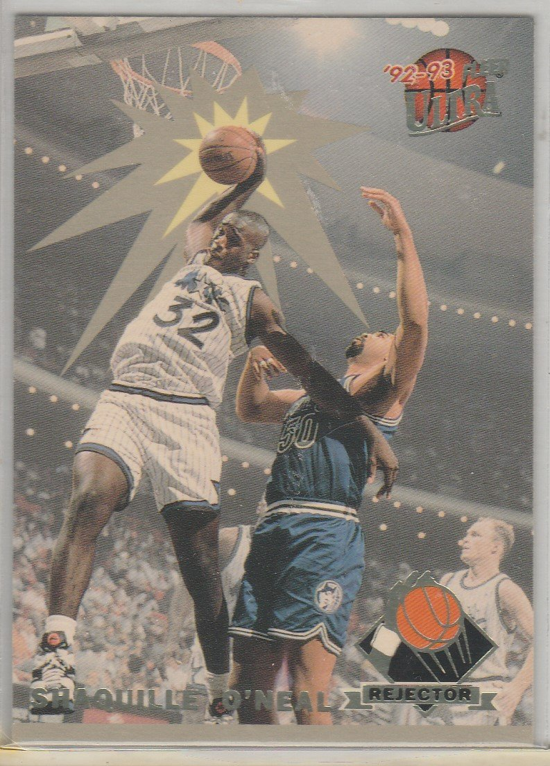 SHAQUILLE O'NEAL #4