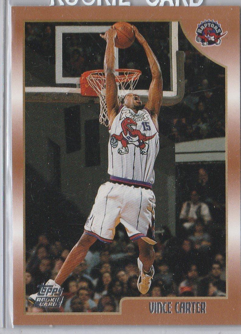 Vince Carter RC #199