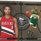 Jerryd Bayless Kevin Durant Rookie