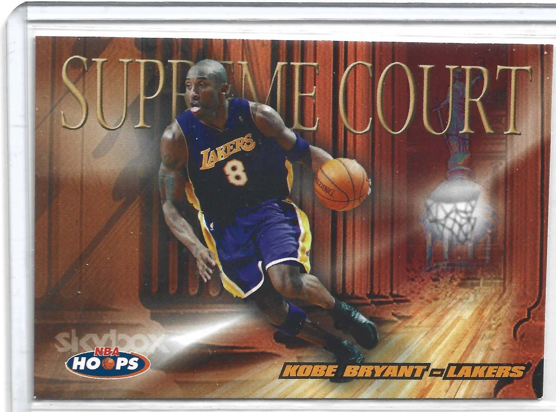 Kobe Bryant  #16