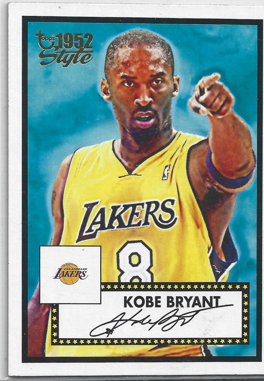 Kobe Bryant #50