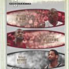 1992 Shaquille O'Neal Alonzo Mourning HOF