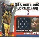 Jermaine O'Neal #LLR-JO
