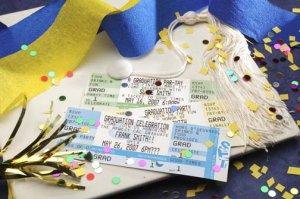 Ticket Style Invitations
