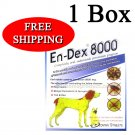 1 Box Pet Tablet Pill Remove Prevent Ticks and Fleas for Big Dogs Cats