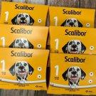 6X Scalibor Dog Collar 65cm Prevent Fleas Kill Ticks Protector 6 Months Large Dogs FAST SHIP