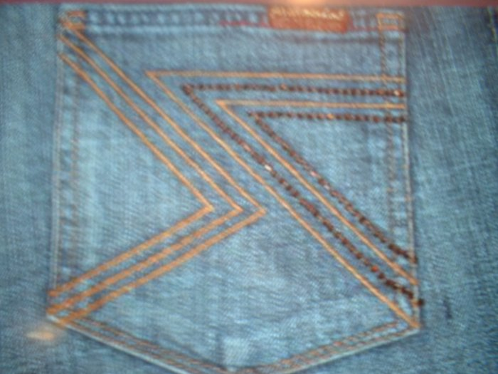 Seven Flynt Jeans double 7 crystals 20pcs