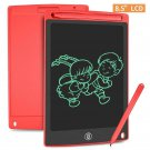 """Drawing Tablet 8.5"""" LCD Writing Tablet Electronics Graphic Board Ultra-thin"""