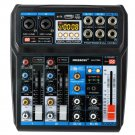 AG-PS6 DC 5V Power Supply USB Interface 6 Channel 2 Mono 2 Stereo 16 Digital Eff