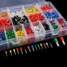 2120 Pcs Insulated Cord Pin End Terminal Bootlace Ferrules Kit Set Wire Copper Q
