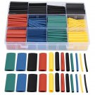 530 PCS/Lot Halogen-Free 2:1 Heat Shrink Tubing Wire Cable Sleeving for Wrap Wi