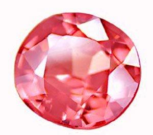 SOLD 0.82 ct. Spinel, VVS1, Padparadscha Orange/Pink (Lotus Blossom), Oval Faceted Gem, Burma