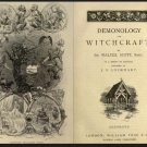 Sir Walter Scott, Bart. Letters on demonology and witchcraft. - London