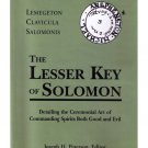 The Lesser Key of Solomon: Lemegeton Clavicula Salomonis/Fast Delivery Free ⚡ e-pub ✔️