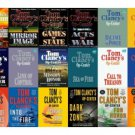 Tom Clancy Big Book Collection. 54 book (epub) for reading on your mobile phone or kindle.