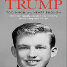 Too Much and Never Enough: How My Family Created the World's Most Dangerous Man Fast Delivery✔️