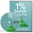 1 Percent Better Every Day (Video Upgrade)