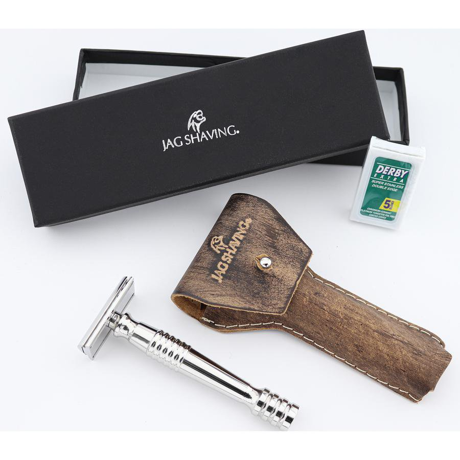 Best Stainless Steel Double Edge Safety Razor for Salon and Home Use