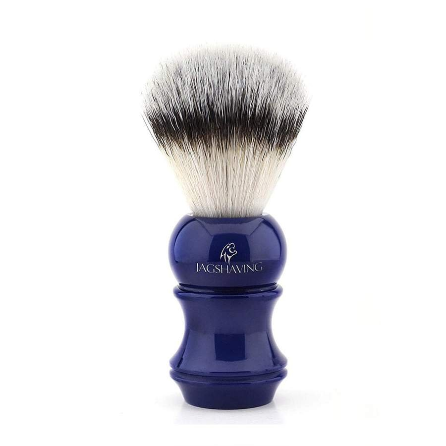 Luxury Synthetic Hair Shaving Brush with Resin Handle Best Gift Idea