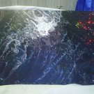 """Original Abstract- Ref 17o,  12x16"""" Painting on Stretched Canvas Acrylic Pour by L Baber Ref 170"""