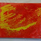 """Original Abstract- Ref 181,  16x20"""" Painting on Stretched Canvas Acrylic Pour by L Baber Ref 181"""