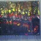 """Original Abstract- Ref 179,  16x20"""" Painting on Stretched Canvas Acrylic Pour by L Baber Ref 179"""