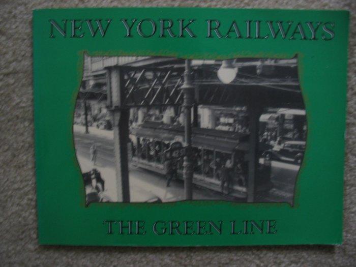New York Railways Green Line City Maps Photos