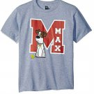 Size XL - The Secret Life of Pets Max Youth's T-Shirt