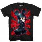 Size XS -  Disney Kingdom Hearts Mickey Slick T-Shirt