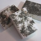 goat milk soap with coffee