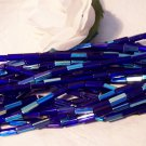 ATLAS 10/4 glass bead COBALT AB q.25