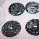 MOSS AGATE Donut Bead 20mm