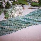 AMAZONITE 4mm Round Beads