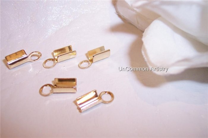CORD END FASTENERS 14 kt. Gold Filled q.4