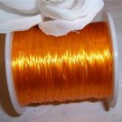 ELASTIC CORD 30meters LIGHT ORANGE