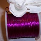 ELASTIC CORD 30meters DARK PURPLE