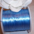 ELASTIC CORD 30meters LIGHT BLUE
