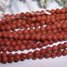 GORGEOUS! Goldstone!! 8mm Round Beads