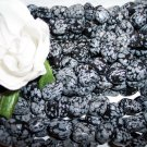 SNOWFLAKE OBSIDIAN Polished TUMBLED Stone NUGGETS 16""