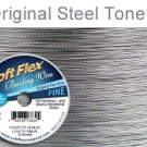 Soft Flex 19 Strand Best Beading Wire .014 Inch 30 Ft.