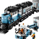 1,234 pieces Maersk Train building blocks educational toy